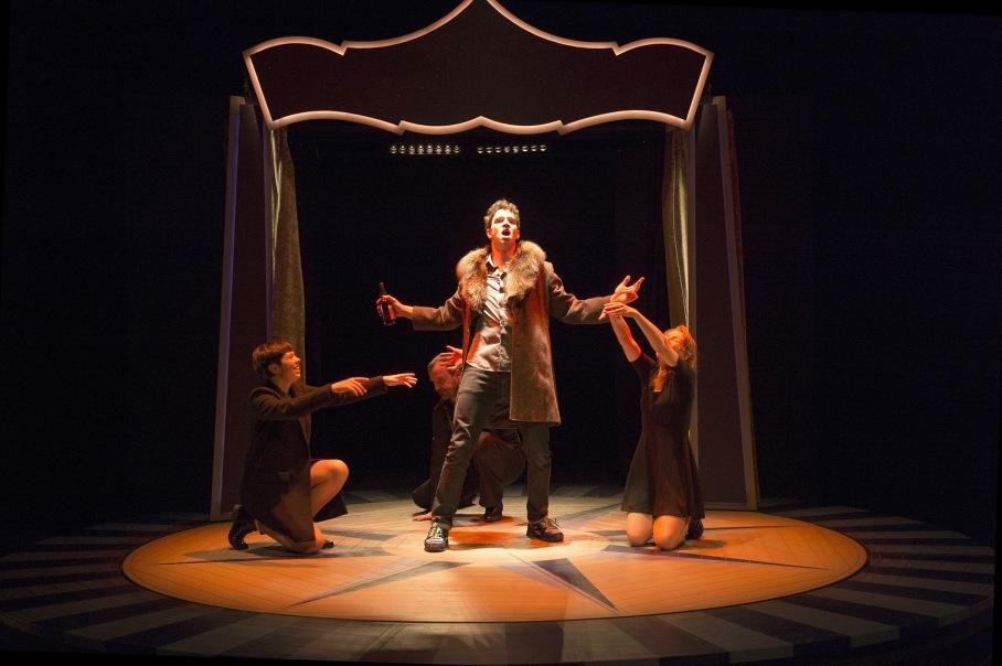 Theatre de Sartrouville 2015-16'  Les Nouvelles Aventures de Peer Gynt' d'après Henrik Ibsen mise en scène Sylvain Maurice
