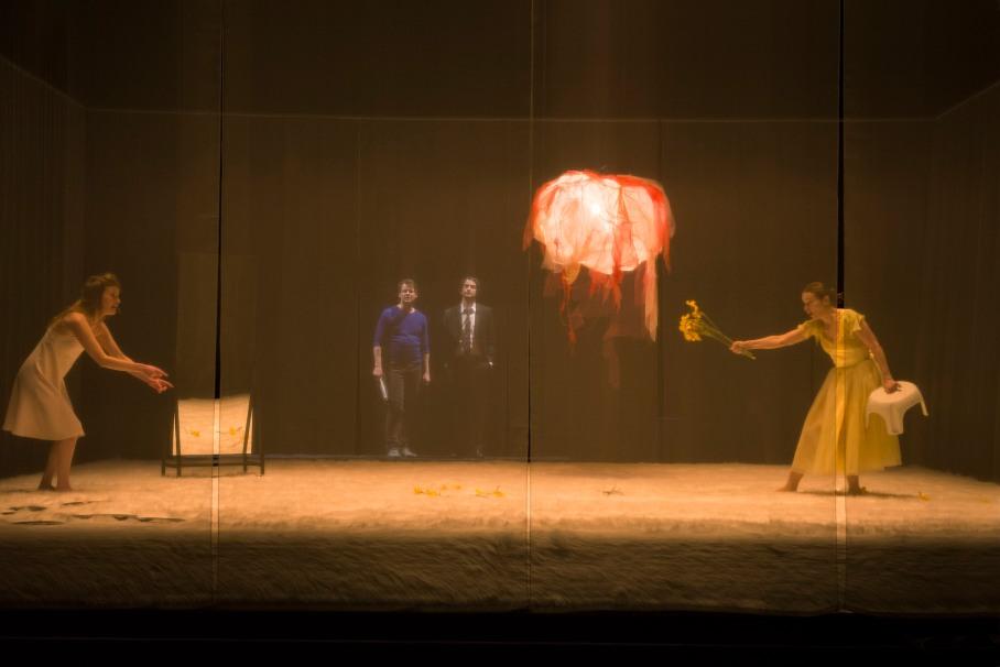 """Theatre de la Colline 2015-16""""La Ménagerie de Verre"""" Tennessee Williams mise en scène et scénographie Daniel Jeanneteau"""
