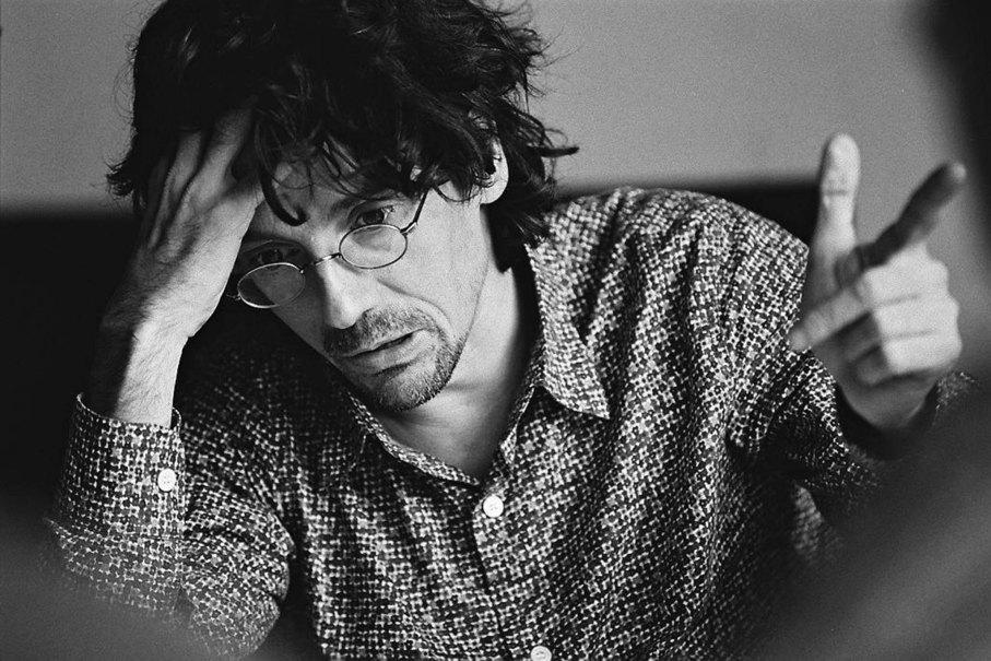 3-Stanislas Nordey_Portrait © Jean-Louis Fernandez