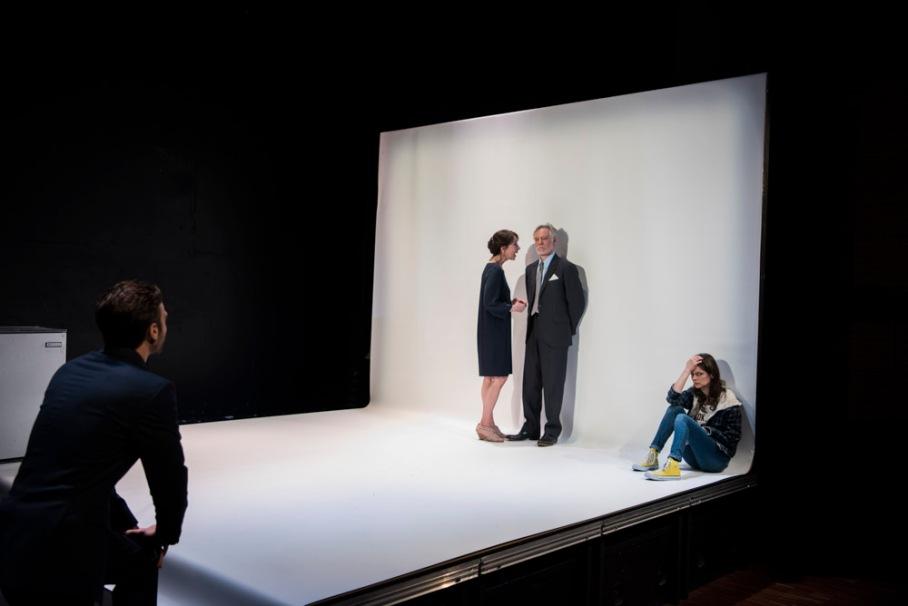 La Demande d'emploi - Vinaver - David - Studio-Theatre