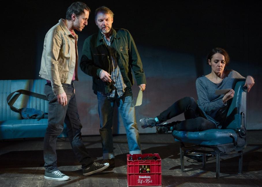 Jocelyn Lagarrigue, Luc-Antoine Diquéro, Cécile Garcia-Vogel